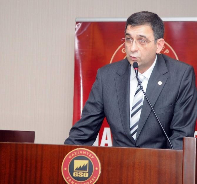 GSO'da Kredi Kayıt Bürosu Toplantısı Yapıldı