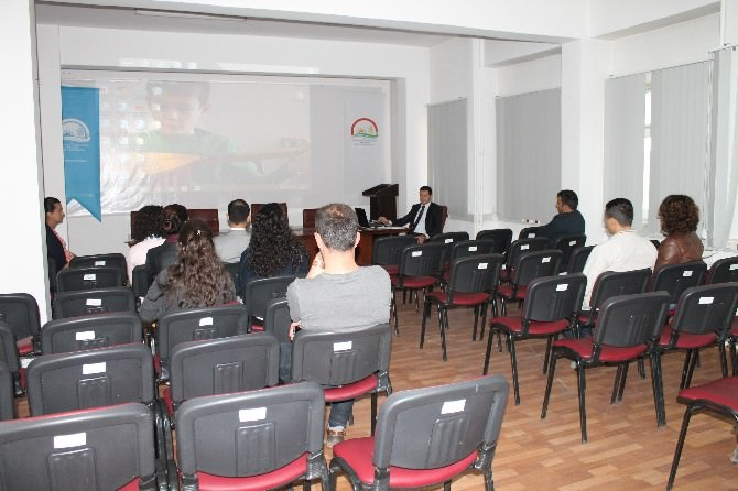 Kars'ta İstatistik Bilgi Sistemi Toplantısı