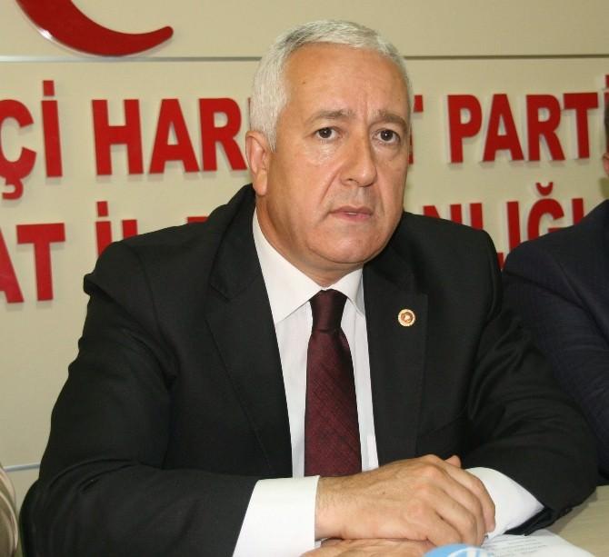 MHP Genel Başkan Yardımcısı Sadir Durmaz: