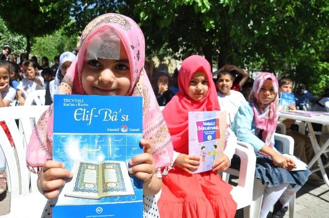 Muş'ta 55 Kur'an Kursunda 2 Bin 800 Kişiye Ulaştı