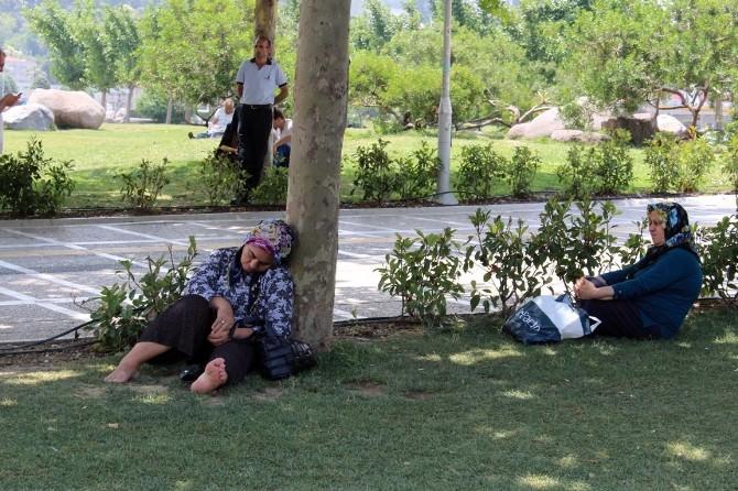 Sıcak İzmir'de İlk Oruç