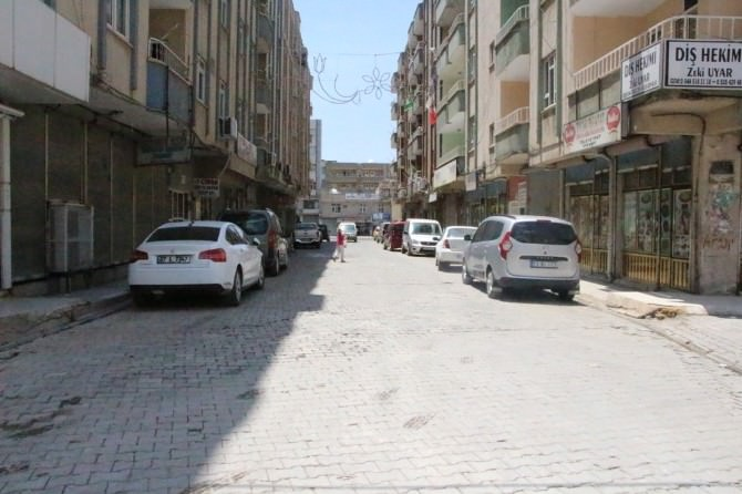 Silopi'de Ramazan Ayında Sokaklar Boşaldı
