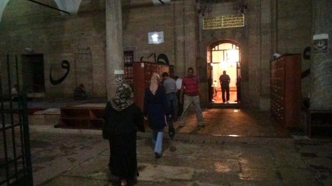 Mübarek Ramazan Ayının İlk Teravih Namazı Kılındı
