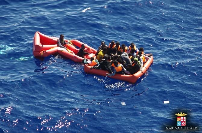 AB'nin Göç Sorununda Kilit Ülke Türkiye