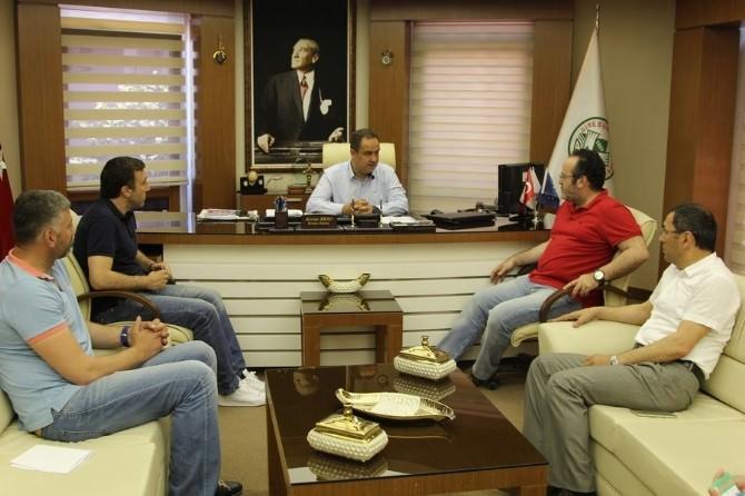 Yeşil Giresun Belediyespor'da Hedef Basketbol 1. Ligi'nde Kalıcı Olmak