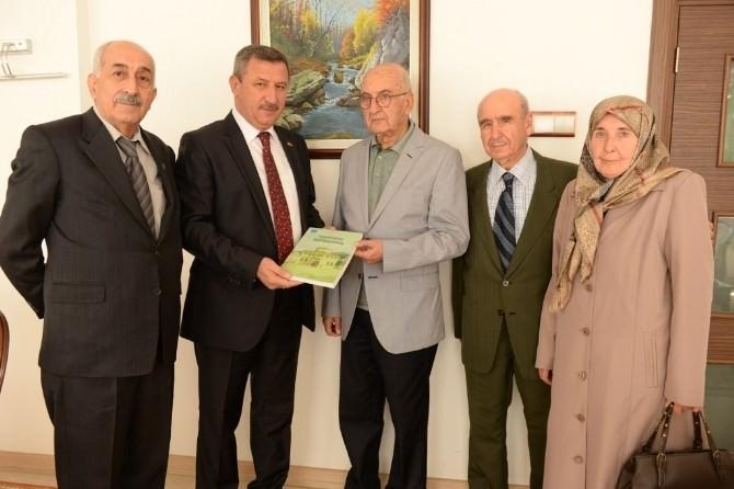 Kiyd'ten Vali Yılmaz'da Kitap