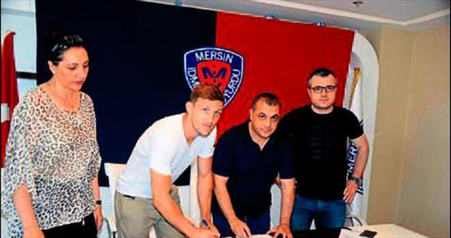Mersin, Mitrovic ile nikah tazeledi