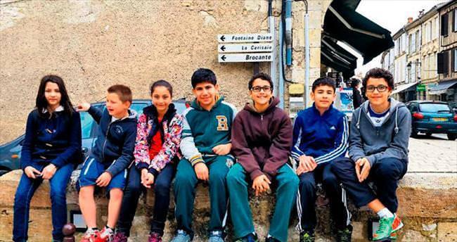 Başkentli öğrenciler Avrupa'yı turladı