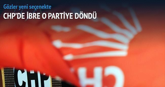CHP'de ibre AK Parti'ye döndü