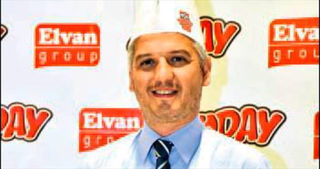 Elvan Türkiye'nin ilk waffle fabrikasını kurdu