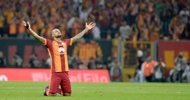 Galatasaray Melo kararını verdi
