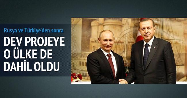 Yunanistan Türk Akımı'na dahil oluyor