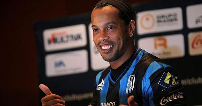 Kritik Ronaldinho görüşmesi yarın