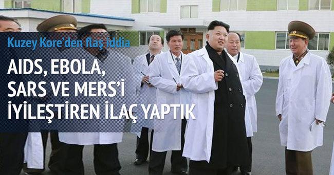 Kuzey Kore'den tıp dünyasını sarsacak iddia