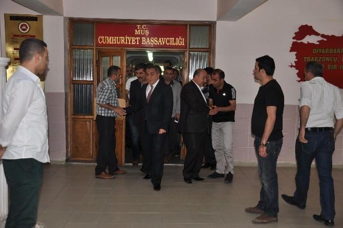 Muş'ta AK Partili Milletvekili Mehmet Emin Şimşek Mazbatasını Aldı