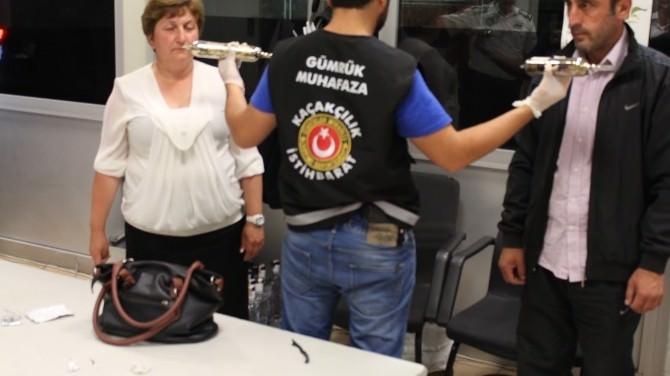 Sarp Sınır Kapısı'nda Son Yılların En Büyük Kaçakçılık Olayı Engellendi