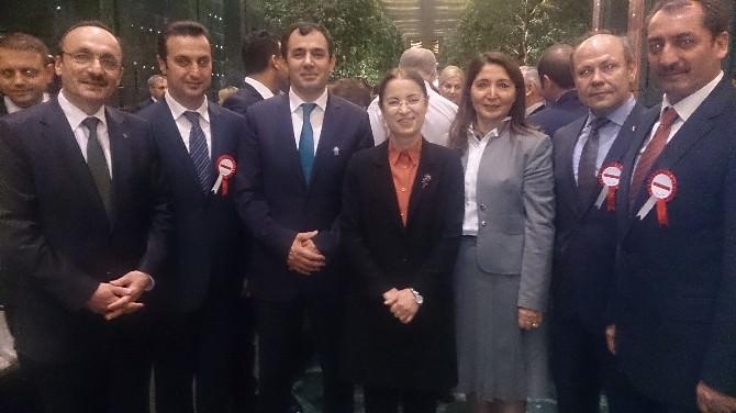 ASP İl Müdürü Abdulhakimoğulları, Cumhurbaşkanlığı İftar Yemeğine Katıldı