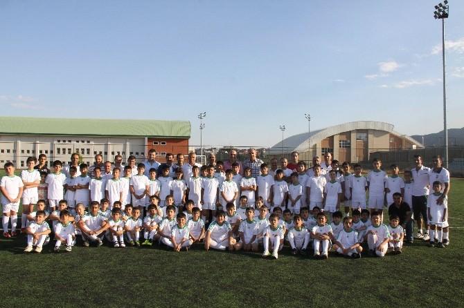 Bingöl'de Yaz Futbol Okulu Açılacak