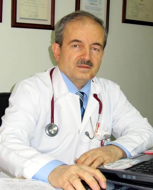 Dünyam Hastanesi Dahiliye Uzmanı Mesut Polat: