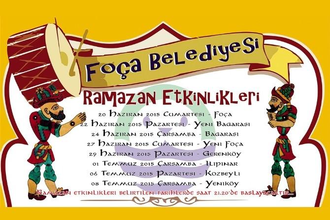 Foça'da Ramazan Nostaljisi