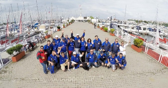 Ic İçtaş Enerji'den 'Teknede Takım Çalışması Ve Liderlik' Eğitimi