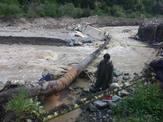 Kastamonu Belediyesi, Aşırı Yağışlara Karşı Teyakkuzda