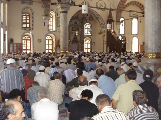 Kütahya'da Ramazan'ın İlk Cuması