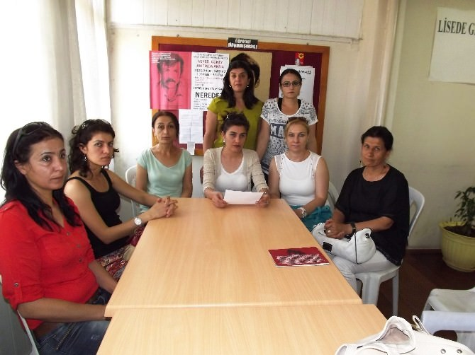 Malatya Demokratik Kadın Platformu'nda Kınama