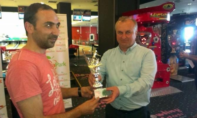 Malatya Park Bowling Turnuvası Sona Erdi