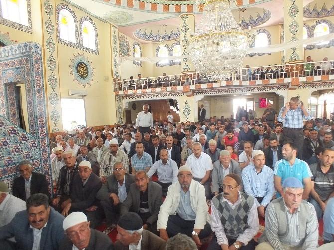 Ramazanın İlk Cuması Camiler Doldu Taştı