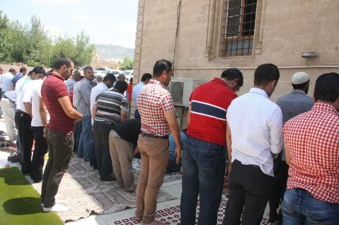 Mardin'de Ramazan Ayının İlk Cuma Namazı Kılındı