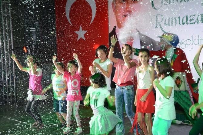 Osmaniye'de Ramazan Etkinlikleri Başladı