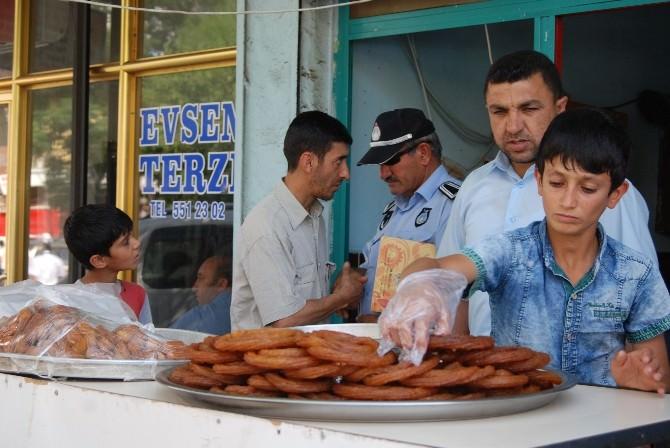 İdil'de Ramazan Nedeni İle Denetimler Arttı