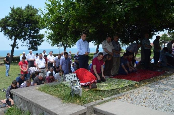 Trabzon Ayasofya Camisi Ramazan'ın İlk Cuması'nda Doldu Taştı