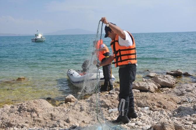 Jandarmadan Balık Nöbeti