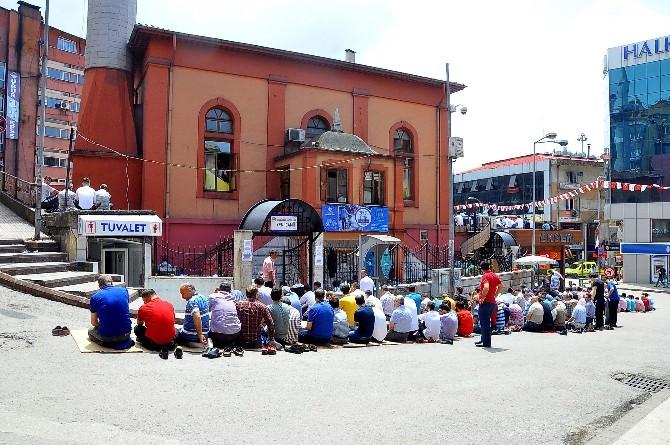 Ramazan Ayının İlk Cuması Kılındı