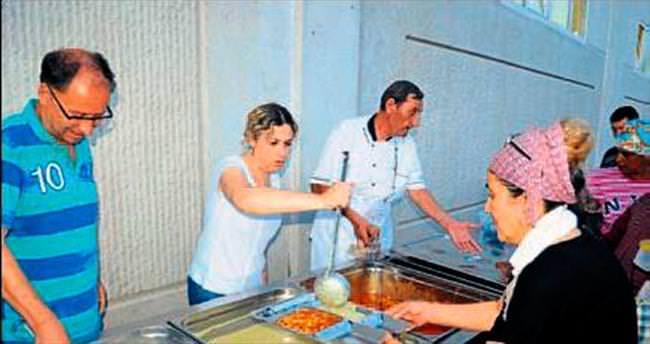 Seferihisar'da evlere servis hizmeti de var