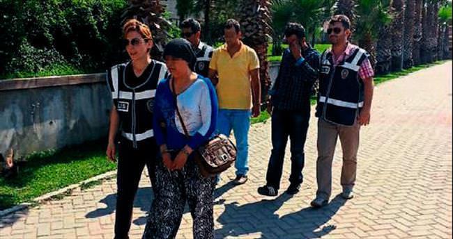 Dolandırıcılık yapan üç kişi yakalandı