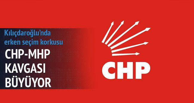 CHP'den Bahçeli'nin erken seçim sözlerine cevap