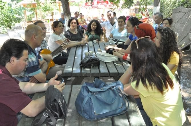 Öğretmenler Seminer Dönemi Öncesi Piknikte Buluştu