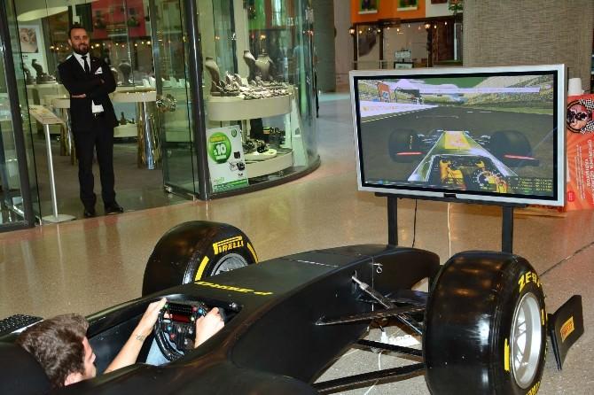 Formula -1 Heyecanı Optimum'da Devam Ediyor