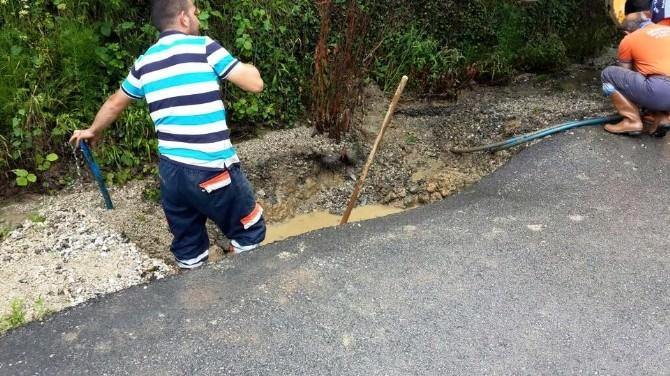 Akçakoca'da Su Kesintisi