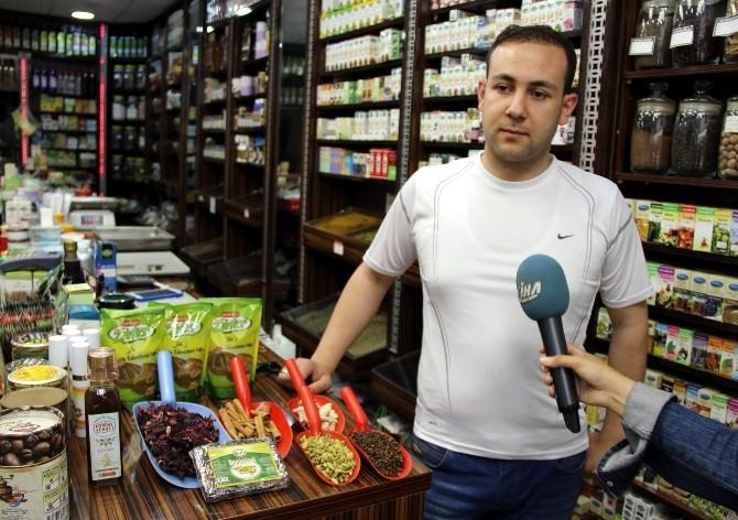 Ramazanda Susuz Kalmamak İçin 'Demirhindi'
