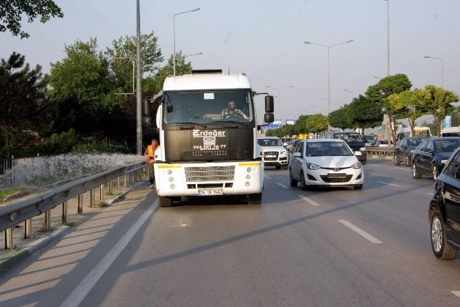 Ramazanda Sürücülere Çile