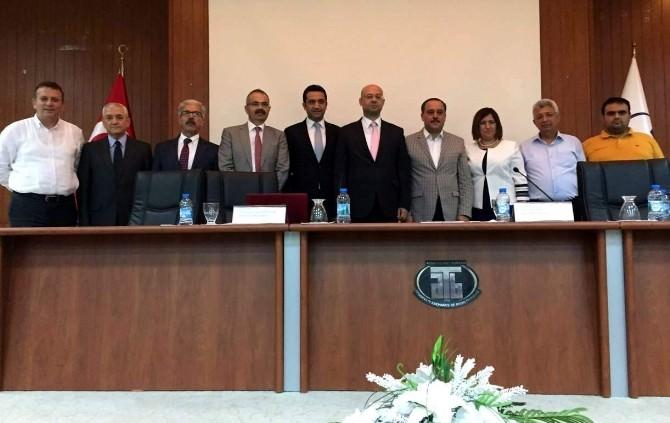 Aydın'da Akredite Laboratuar Semineri Düzenlendi