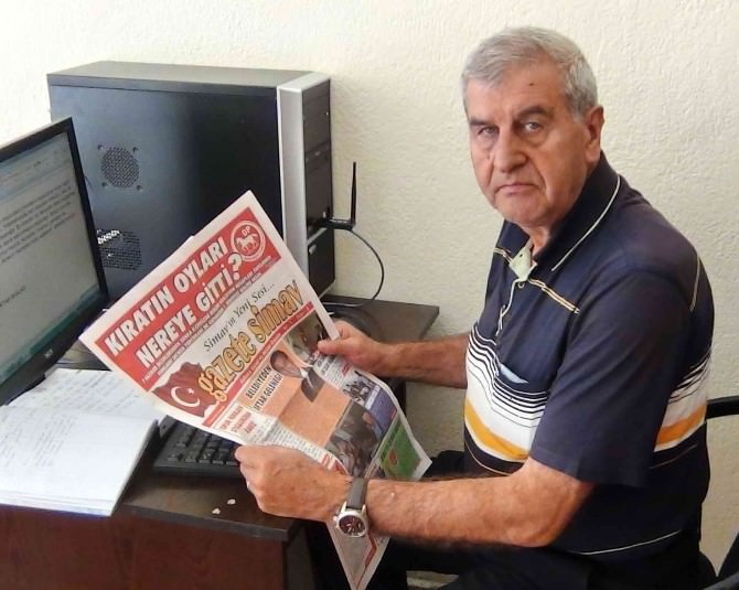 Simav'da Yeni Bir Gazete Yayın Hayatına Başladı