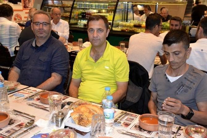 Doğtaş Ailesi Gazetecileri İftar Yemeğinde Ağırladı