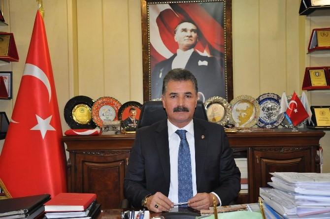 Başkan Tuna'dan Babalar Günü Mesajı
