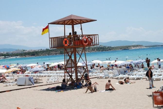 Altınkum Plajı Eski Günlerini Arıyor