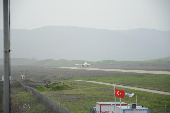 Siirt-ankara Uçak Seferleri 5 Güne Çıkarıldı